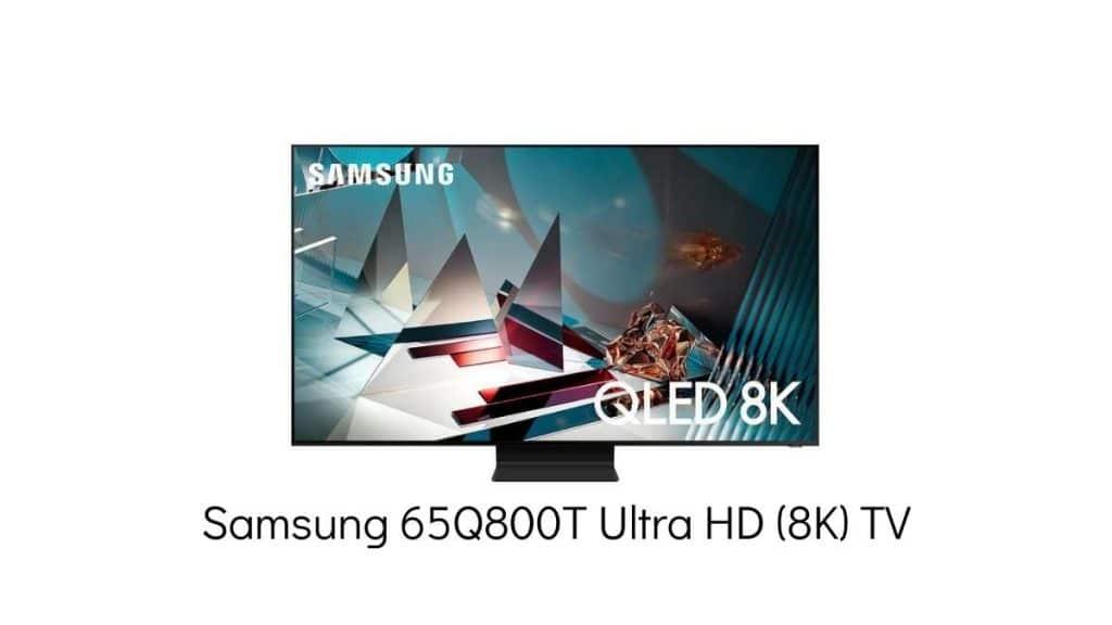 Samsung 65Q800T en iyi televizyon