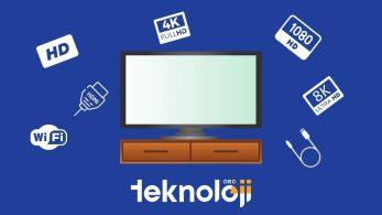Televizyon Alırken Dikkat Edilmesi Gerekenler – 2021