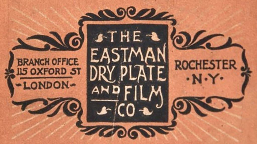 The Eastman Dry Plate and Film