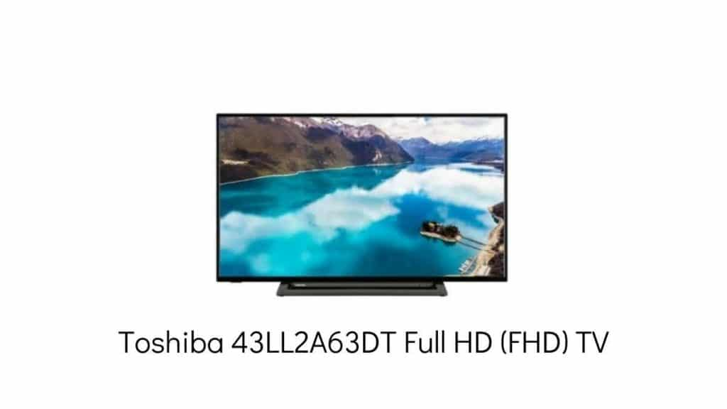 Toshiba 43LL2A63DT