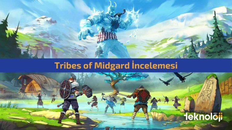 Tribes of Midgard İncelemesi