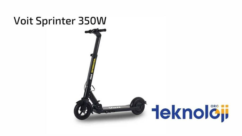 Voit Sprinter 350W