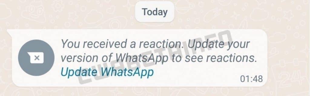 WhatsApp, Mesaj Tepkileri Özelliğini Çok Yakında Kullanıma Açacak