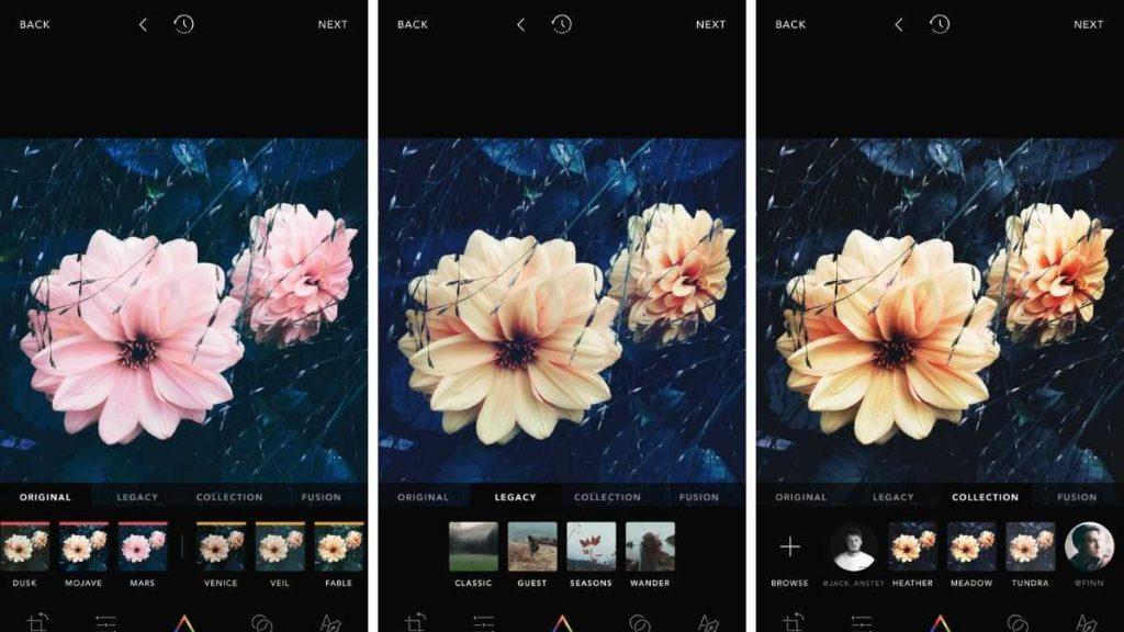 afterlight 2 uygulaması En İyi Fotoğraf Düzenleme Programı
