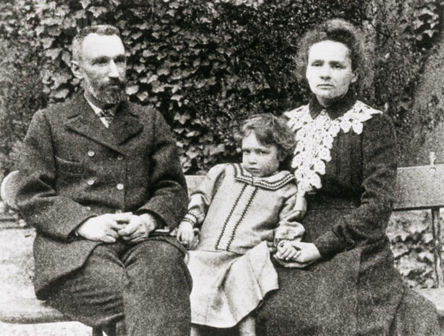 curie ailesi