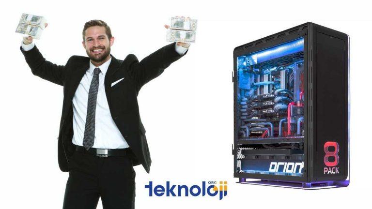 dünyanın en pahalı bilgisayarı