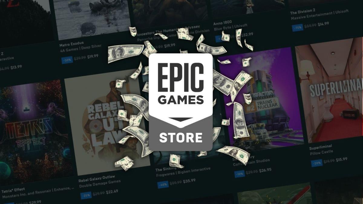 epic özel oyunlar para kaybediyor