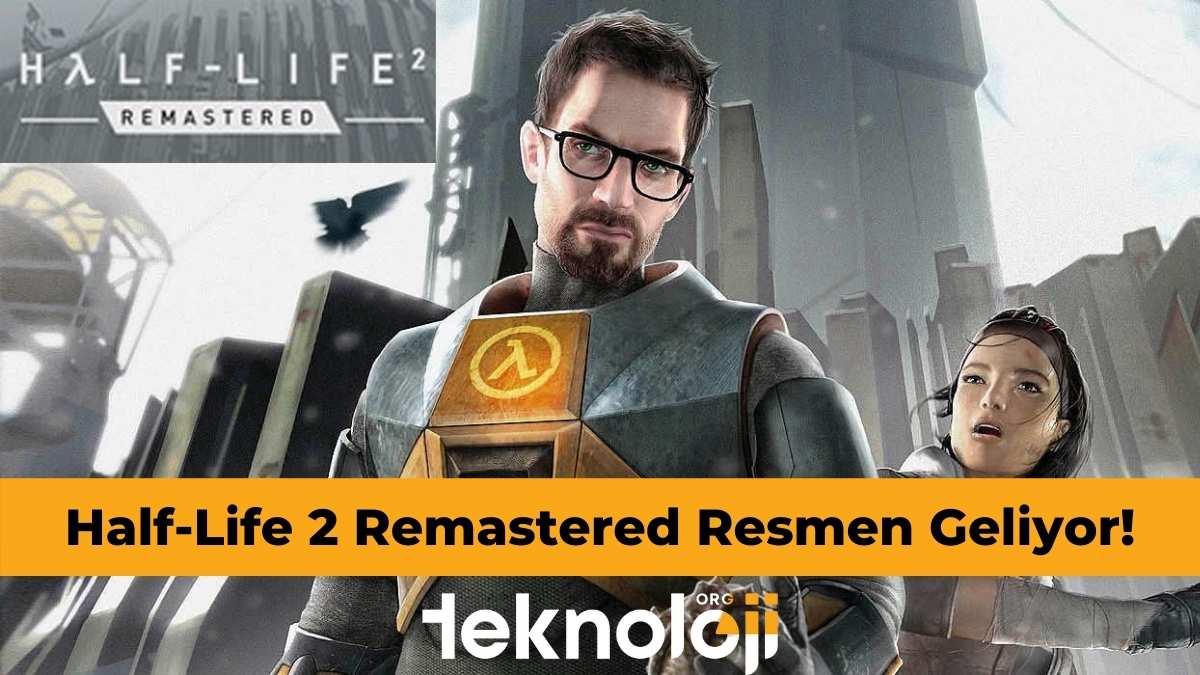 half-life 2 remastered