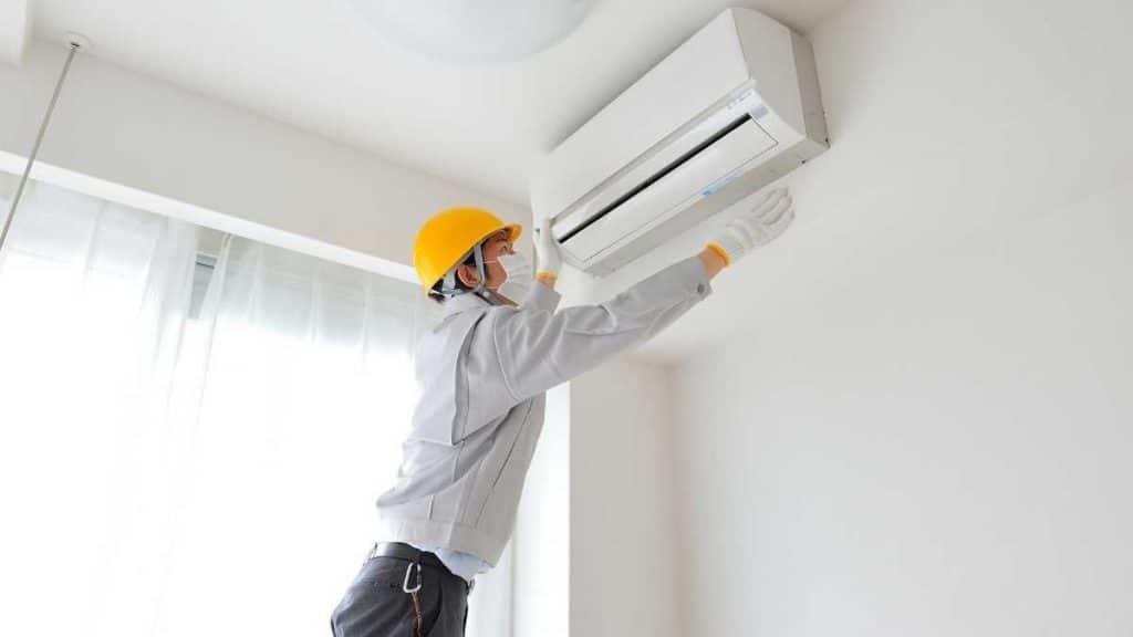 klima filtresi temizliği