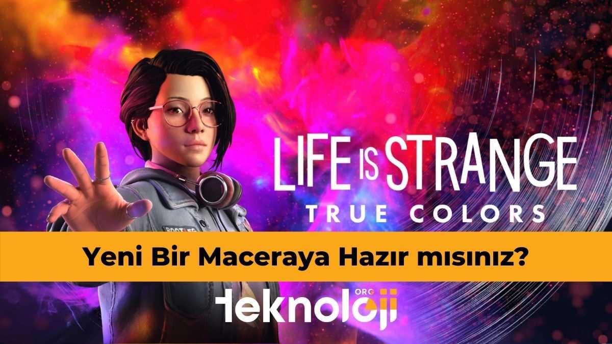 life is strange true color video