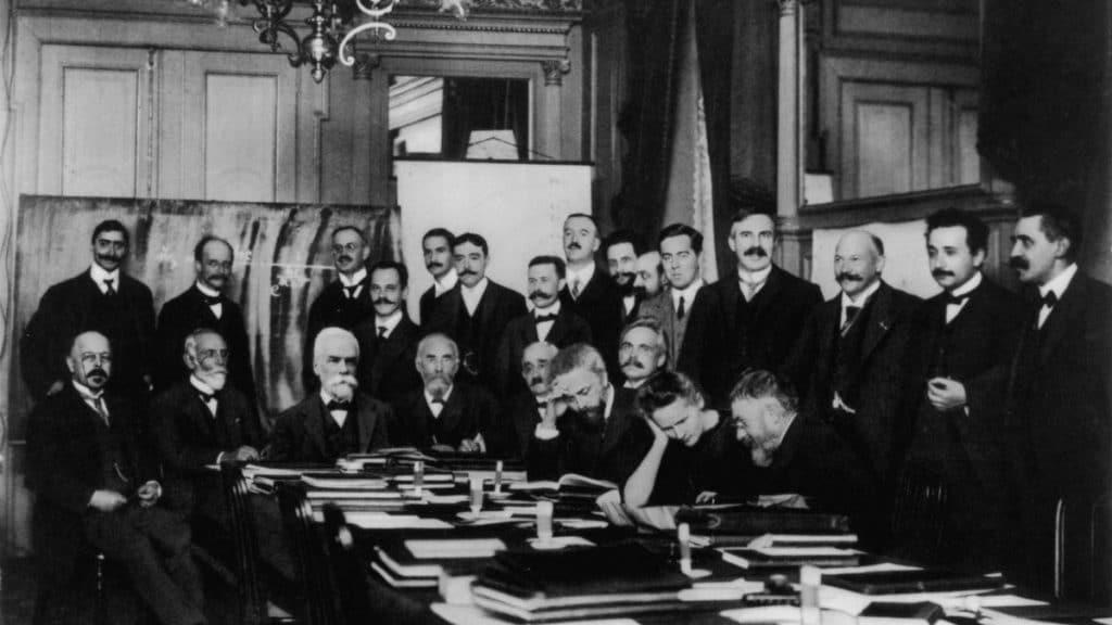 solvay-konferansi