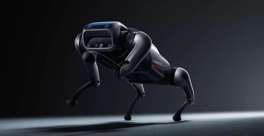 xiaomi cyberdog robot köpek