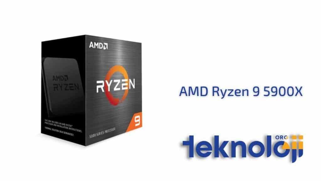 AMD Ryzen 9 5900X en iyi işlemci