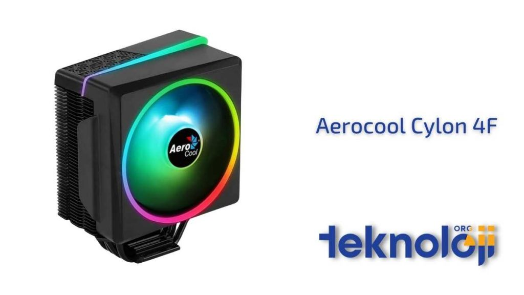 Aerocool Cylon 4F