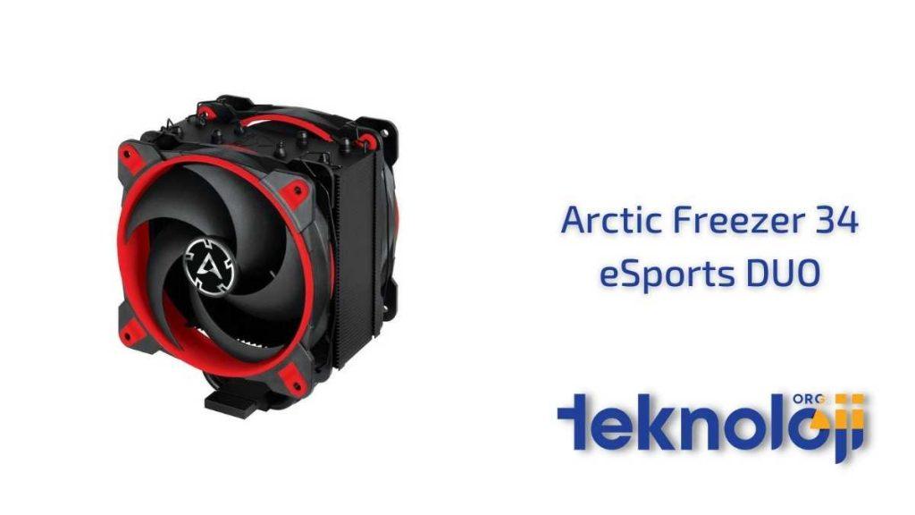 Arctic Freezer 34 eSports DUO kule tipi soğutucu önerileri
