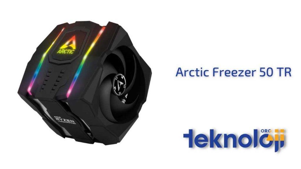Arctic Freezer 50 TR kule tipi soğutucu önerileri