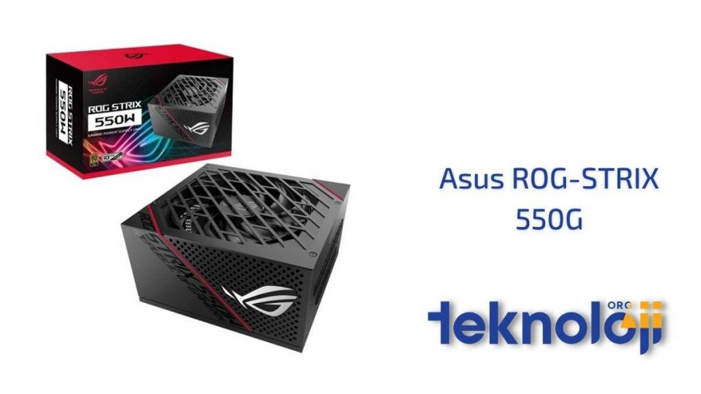 Asus ROG-STRIX-550G En İyi Güç Kaynağı