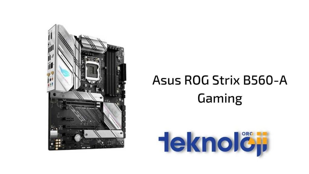 Asus ROG Strix B560-A Gaming