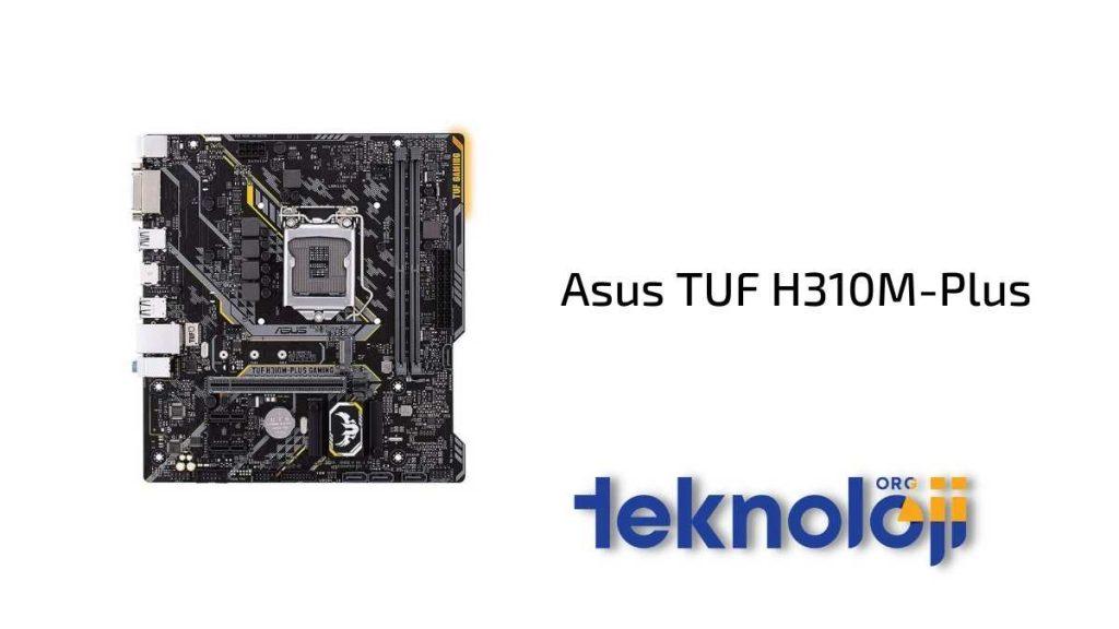 Asus TUF H310M-Plus