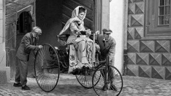 Bertha Benz ve Dünyanın İlk Otomobili