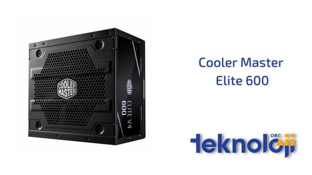 Cooler Master Elite 600