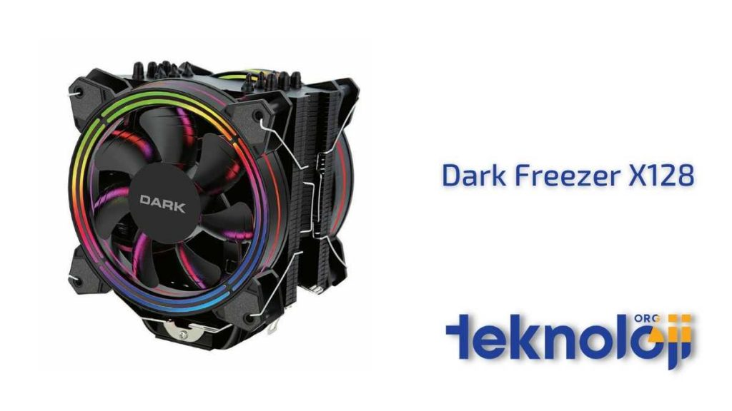 Dark Freezer X128