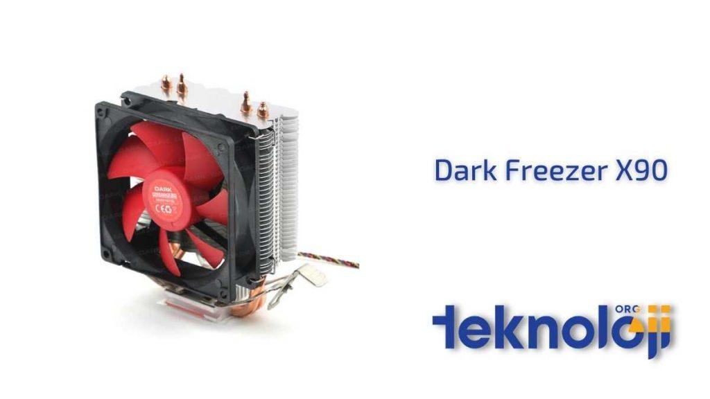 Dark Freezer X90