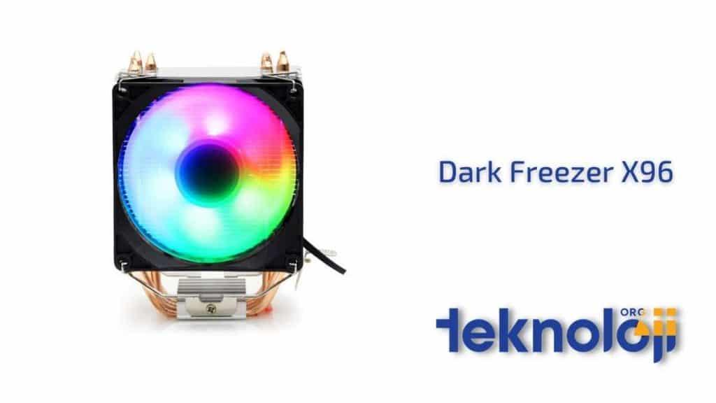 Dark Freezer X96