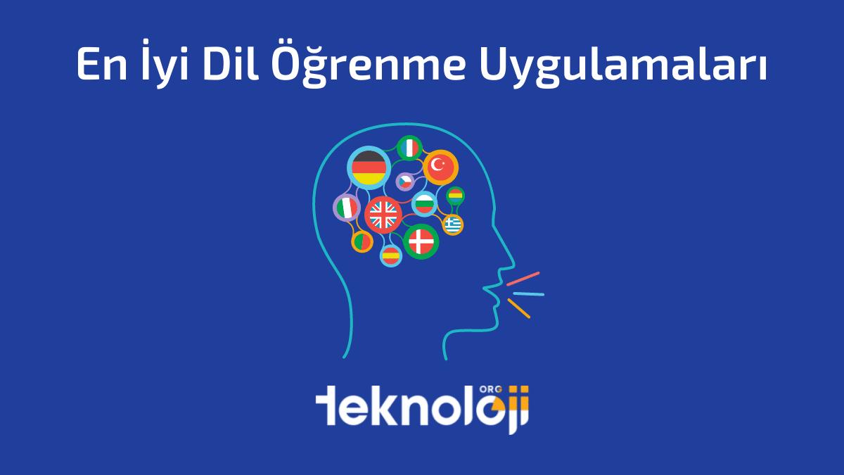 En İyi Dil Öğrenme Uygulamaları