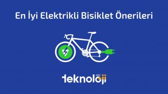 En İyi Elektrikli Bisiklet Önerileri – 2021