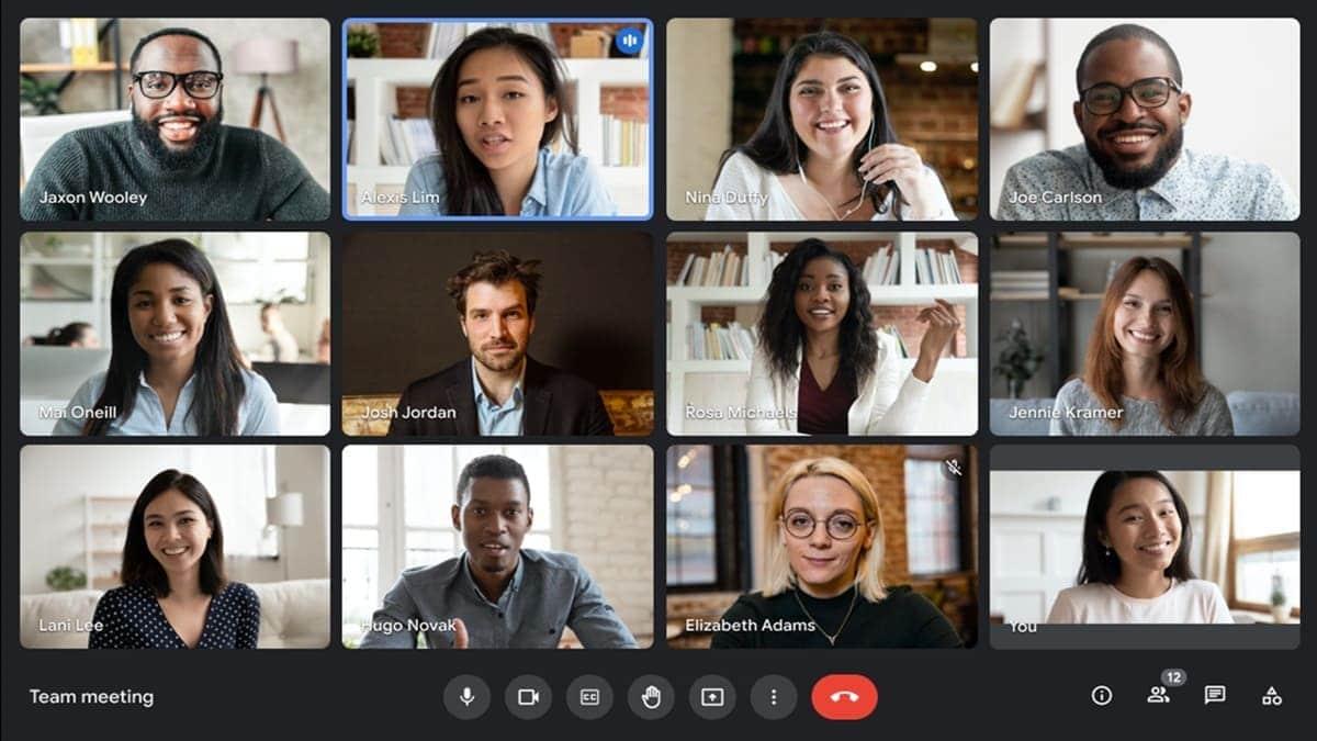 Google Meet için Çevrilmiş Altyazı Özelliği Geliyor!