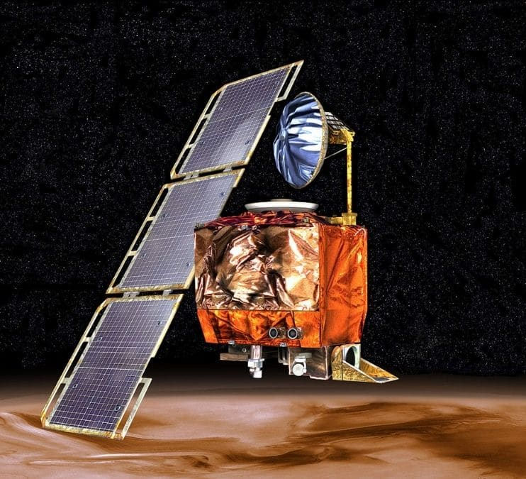 Mars-Climate-Orbiter