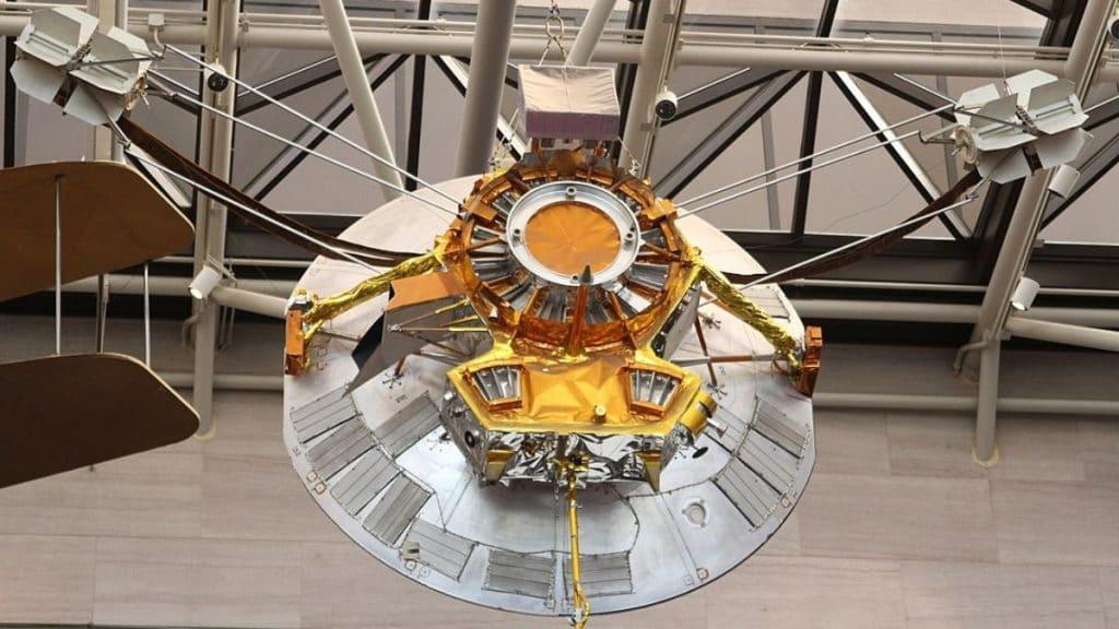 Pioneer-H-muzede Pioneer uzay programı