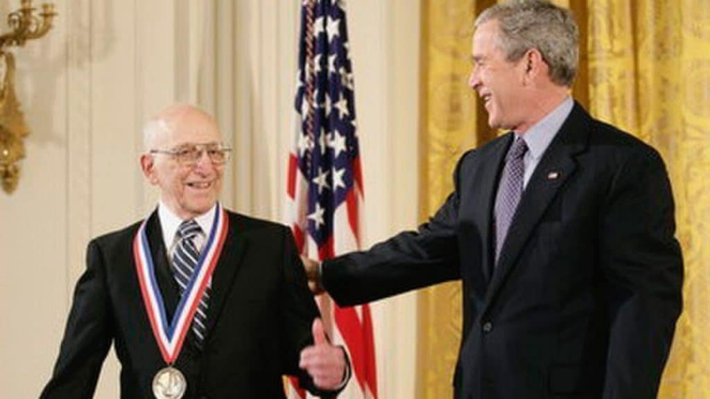 Ralph Baer G.Bush