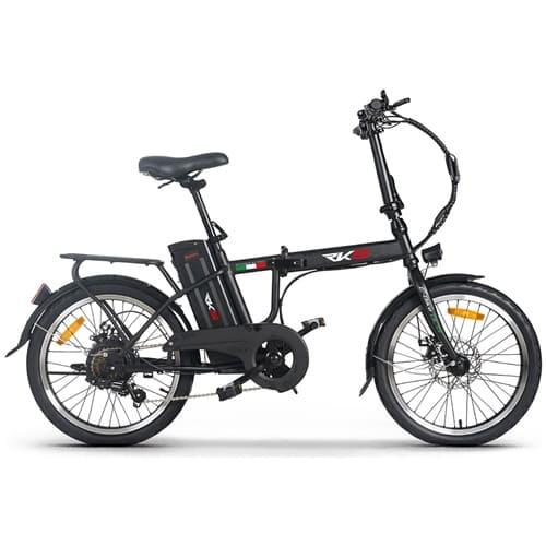 Rks DC15 Elektrikli Şarjlı Lityum Bataryalı Akülü Katlanabilir Bisiklet