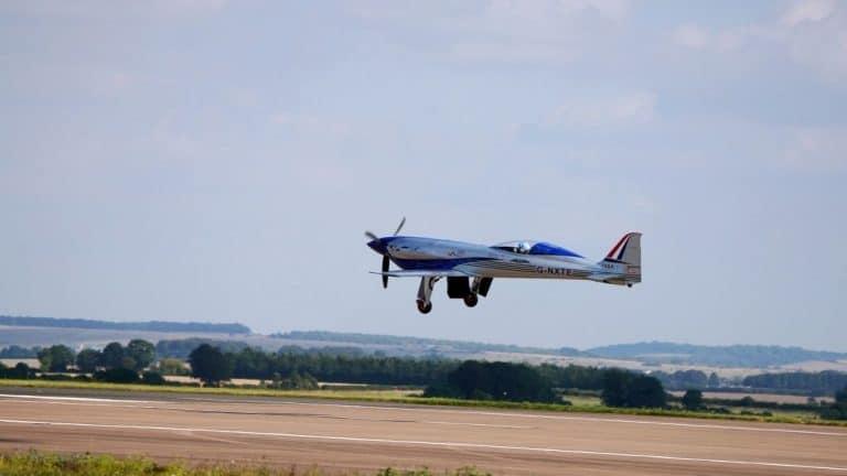 Rolls-royce elektrikli uçak