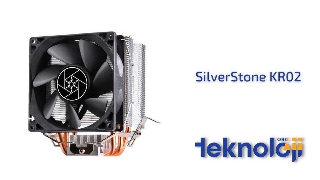 SilverStone KR02