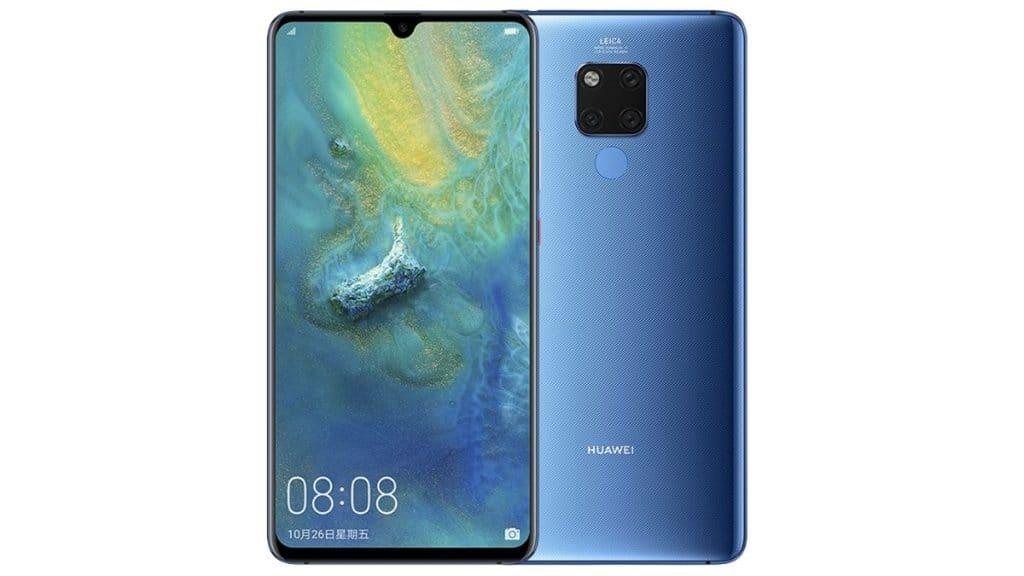 huawei-mate-20-x ses sistemi en iyi telefonlar
