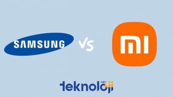 Samsung mu Xiaomi mi? Karşılaştırmalı İnceleme