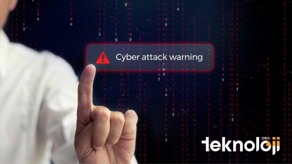 siber saldırı türleri nedir