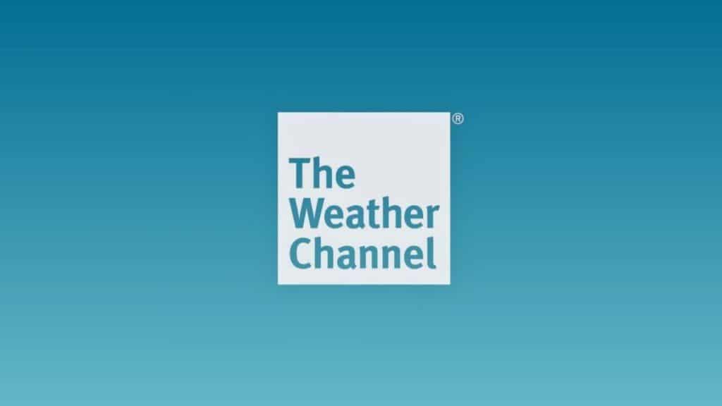 the-weather-channel En İyi Hava Durumu Uygulaması