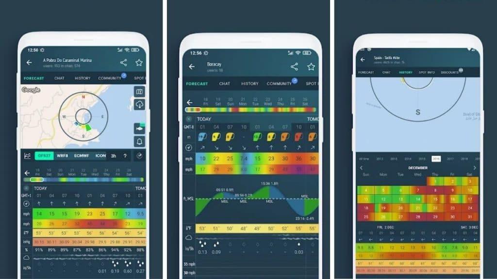windy.app En İyi Hava Durumu Uygulaması