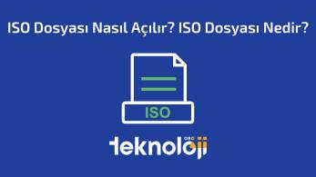 ISO Dosyası Nasıl Açılır? ISO Dosyası Nedir?