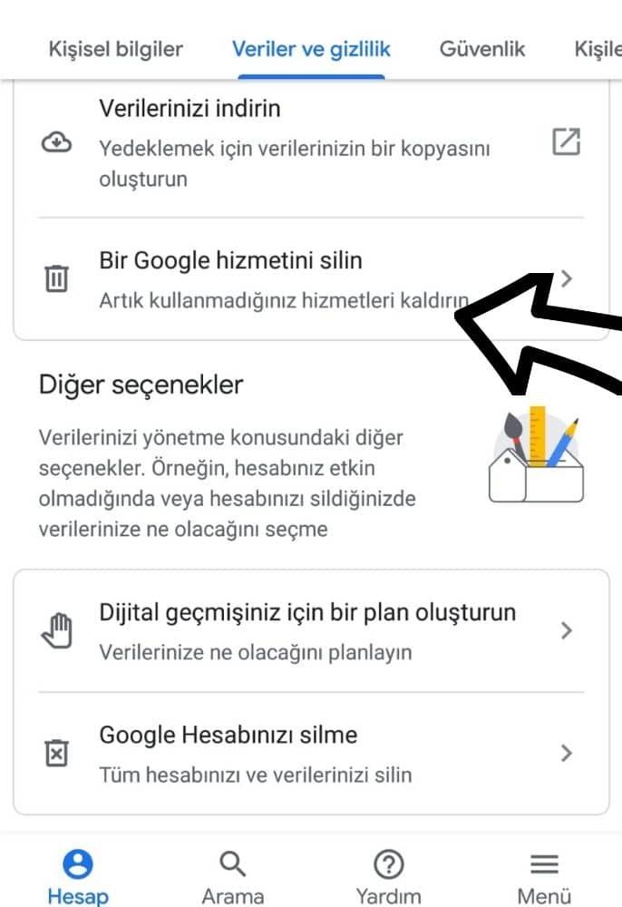 Telefondan-Gmail-hesabi-nasil-silinir
