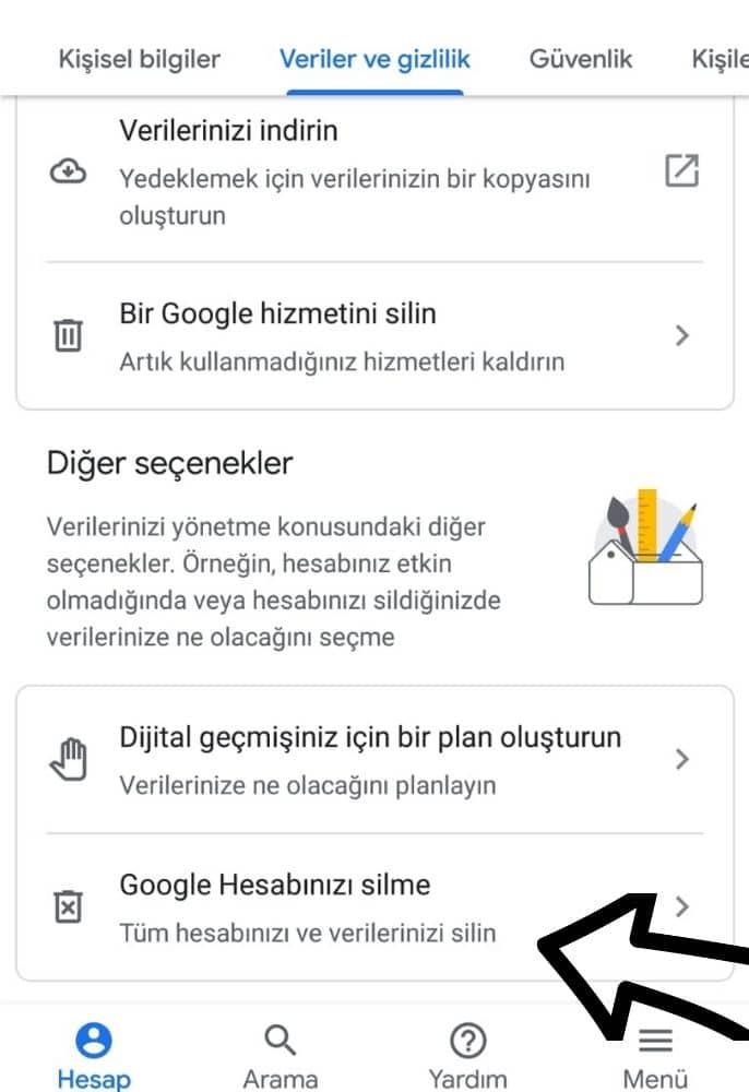 Telefondan-Google-hesabi-nasil-silinir