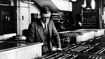 Vannevar Bush: Analog Bilgisayarın Öncüsü