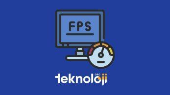FPS Nedir? Ne İşe Yarar ve Nasıl Ölçülür?